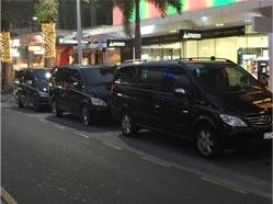Mercedes Van 7 seater