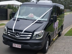 Mercedes Sprinter 11 seater